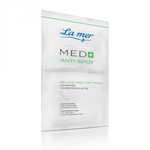 La mer Black Peel off Mask